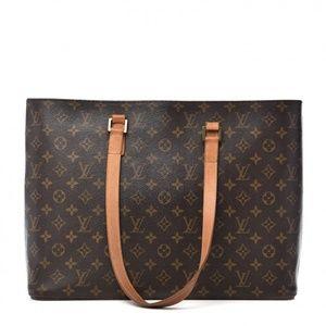Louis Vuitton CLASSIC Monogram Luco Tote bag